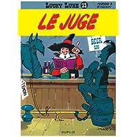 Lucky Luke - Dupuis 13 Juge