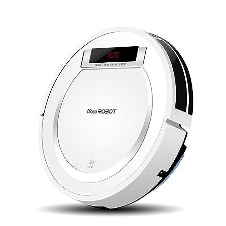 Robot Aspirador, Automático Carga, Control Remoto, Filtro HEPA ...