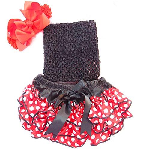 Cutie Baby Ruffle Bloomers Headband