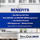 Micro-Scientific Opti-Cide Max Disinfecting Wipes