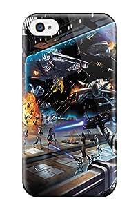 Andrew Cardin's Shop New Style star wars phantom menace Star Wars Pop Culture Cute iPhone 4/4s cases 8165250K860715801