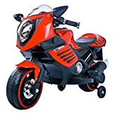 Baybee DooN DM1200 Battery Operated Bike with LED- USB- Music- FM