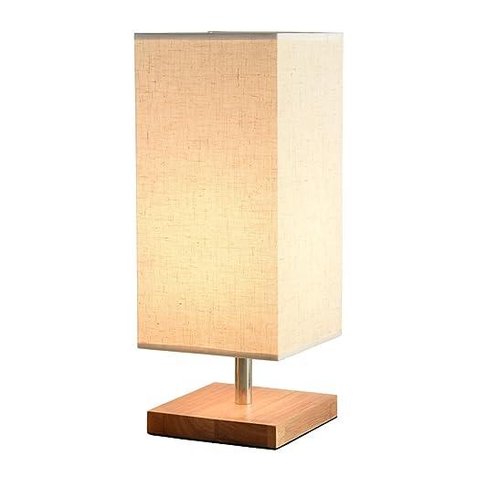 Lámparas De Mesa Modernas Estilo moderno minimalista lámpara de ...