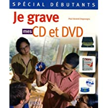 Je grave mes cd et dvd