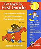 Get Ready for First Grade!, Jane Carole, 1579124615