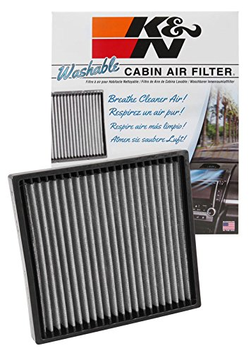 VF2018 K&N CABIN AIR FILTER (Cabin Air Filters):