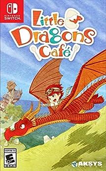 Resultado de imagen de LITTLE DRAGONS CAFE SWITCH