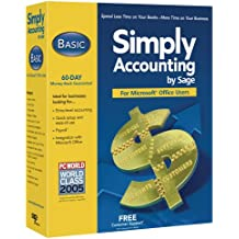 Sage Simply Accounting Basic for Microsoft Office Users