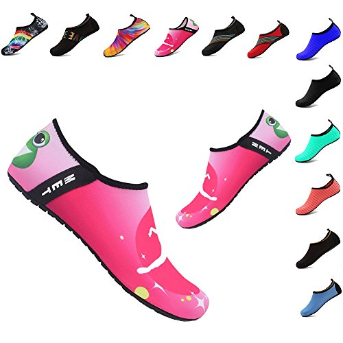 Beach Quick Shoes Socks Women's Yoga Ballet Aqua Shoes YALOX Men Dry Outdoor Exercise Swimming for Water Barefoot Surfing X5zxt8q