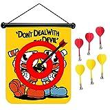 Cute Cuphead Safe toy Fashion Dart Board Cheap Magnetic DartBoard