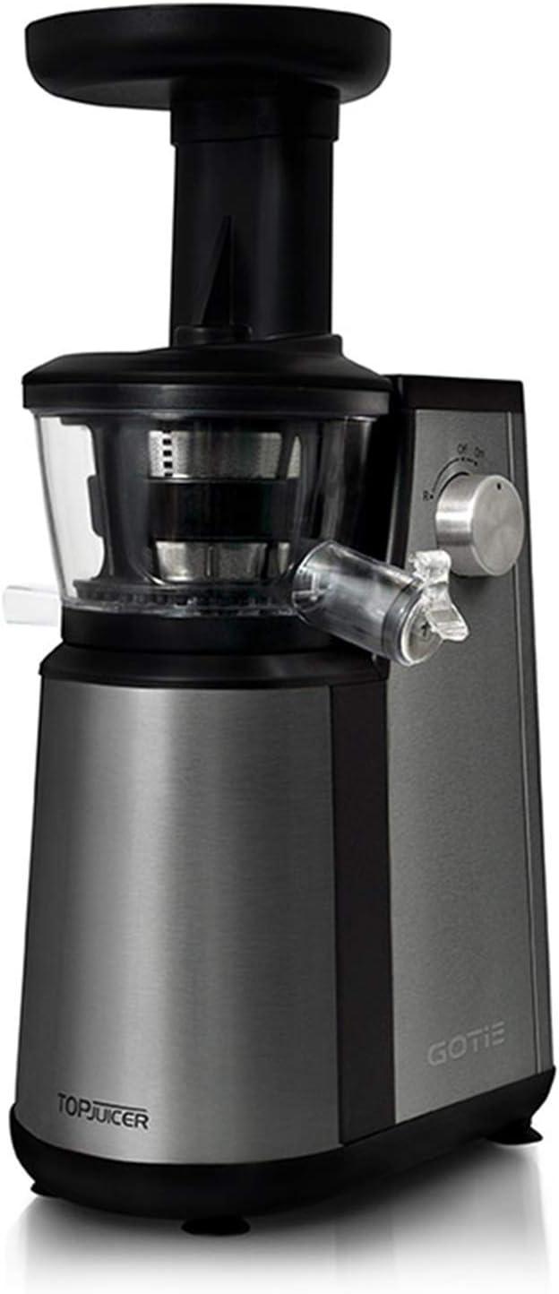 Gotie GSJ-500S Licuadora de extraccion lenta, 400 W, 2 litros, 20 ...