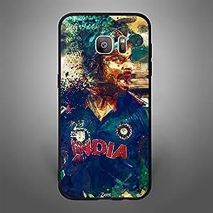 Samsung Galaxy S7 Edge Aggressive Indian captain
