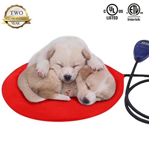 Warmstore Pet Heating Pad Heated Dog Beds