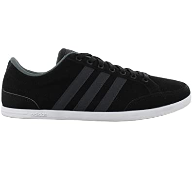 4149a9e008c adidas Mens NEO Mens Carflaire Trainers in Black - UK 6.5  Amazon.co ...