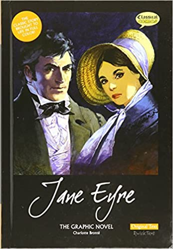 Image result for jane eyre graphic novel