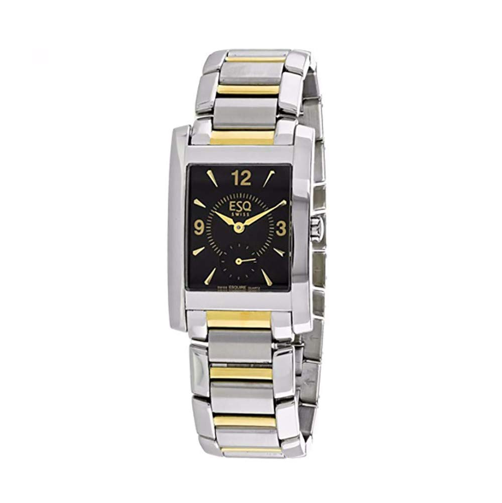 ESQ Venture Quartz Male Watch 7300716 (Certified Pre-Owned)