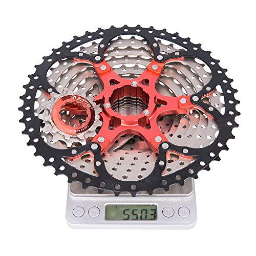 Ztto 10 Speed 11-46T Wide Ratio Cassette for Mountain Bikes by Ztto (Image #3)