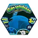 The Amazing Glo Wubble Bubble Glows Blue in the Dark