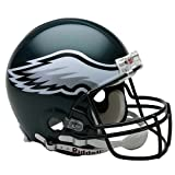Riddell NFL Philadelphia Eagles Full Size Proline VSR4 Football Helmet