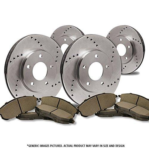 01 silverado brake pads combo - 7