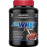 ALLMAX Nutrition - ALLWHEY Classic - 100% Whey Protein - Chocolate - 5 Pound