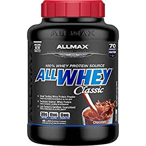 AllMax All Whey Classic Pure Whey Protein Blend - Chocolate - 2.27kg