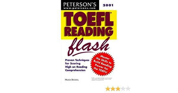Petersons Toefl Reading Flash Pdf