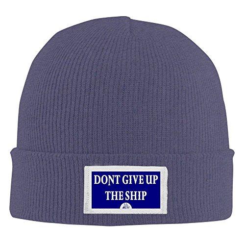 punto de Mujeres Buque hop marino azul 't Hombres el gorra Marino give up de hip Don de gorro sombrero Rw6qY0