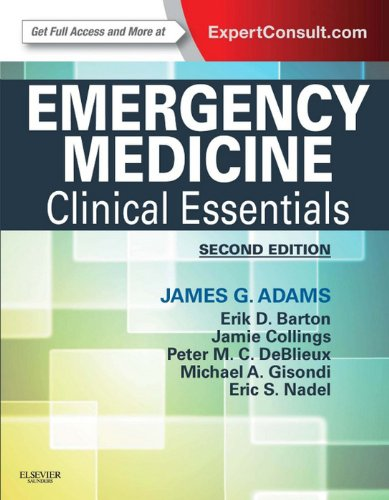 Emergency Medicine E-Book: Clinical Essentials (Expert Consult -- Online) -