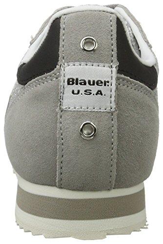 Blauer USA Bowling - Zapatillas Mujer Gris