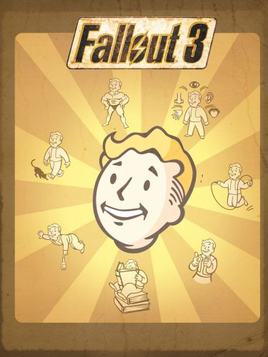 Fallout 3 - Collector's Edition (Lösungsbuch)