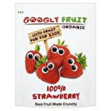 Googly Fruit Organic Freeze Dried Strawberry Slices 11g