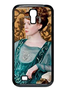 "cheap SamSung Galaxy S4 cases/covers plastic material with popular TV show ""Downton Abbey"" pattern-13"