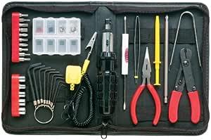 Belkin 36-Piece Demagnetized Computer Tool Kit with Case (Black)
