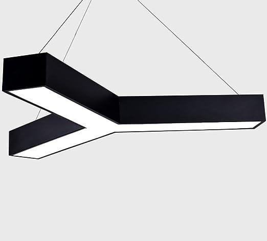 36 W LED Lámpara colgante moderna Techo Colgante minimalista ...