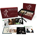 Mstislav Rostropovich - Cellist of the Century -  The Complete Warner Recordings (40CD)