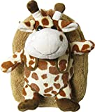 Best Travel Backpacks With Plush Friends - Kreative Kids Adorable Giraffe Plush Backpack w/ Shiny Review