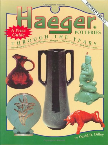 Haeger Potteries Through the Years: A Price Guide