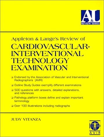 appleton lange s review of cardiovascular interventional rh amazon com Radiologic Technology Nuclear Medicine