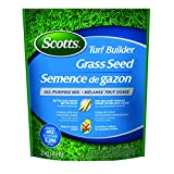 Scotts 20237 Turf Builder Grass Seed All Purpose Mix 2Kg