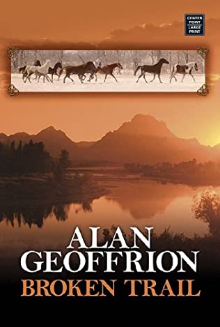 book cover of Broken Trail