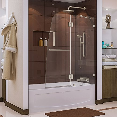 Aqualux Shower Door - 8
