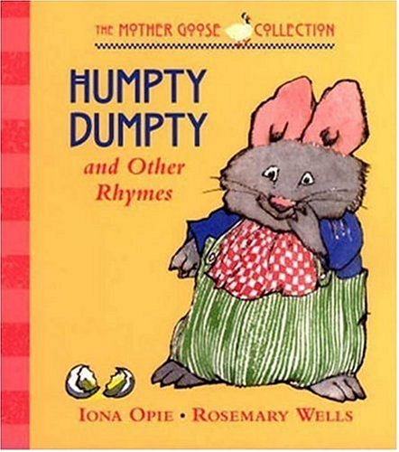 Humpty Dumpty Mother Goose - 1