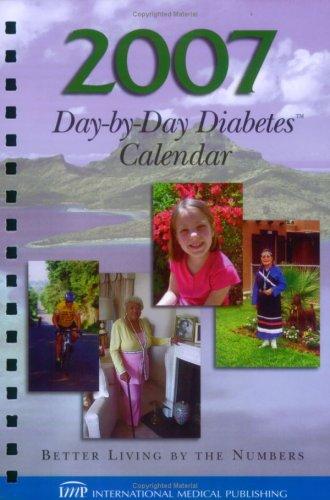 2007 Day-by-day Diabetes Calendar Thomas