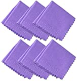 Best Dust Rags - Microfiber Cleaning Cloths (6 Pack), Fosmon 4 x Review