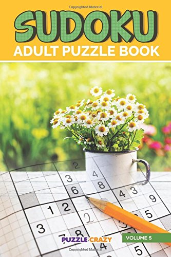 Sudoku-Adult-Puzzle-Book-Volume-5
