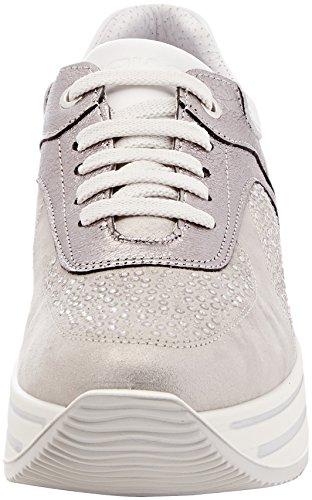 11556 Donna Dky amp;co Igi acciaio Argento Sneaker 6wvRIxEq