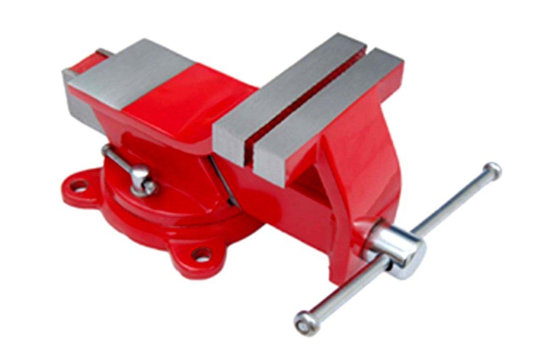 Azul Max-power 040281/Tornillo de banco giratorio 125/mm