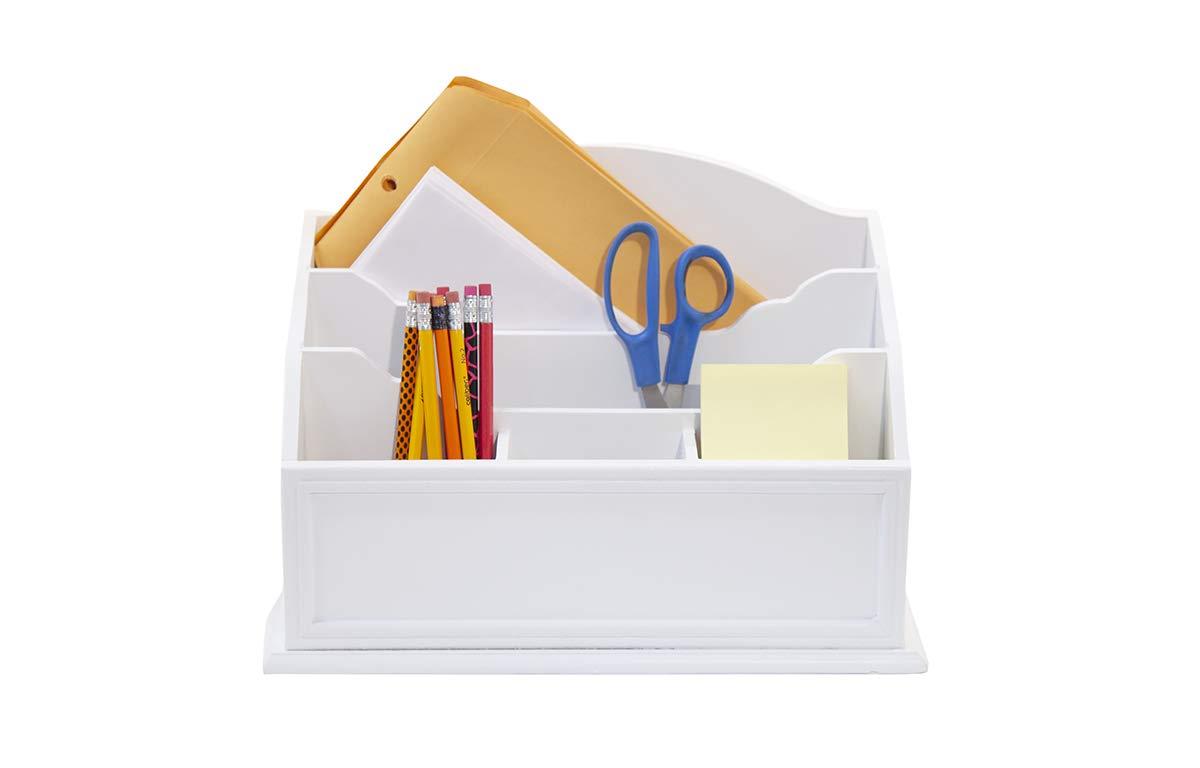 Amazon.com: Designstyles - Soporte de madera para cartas de ...