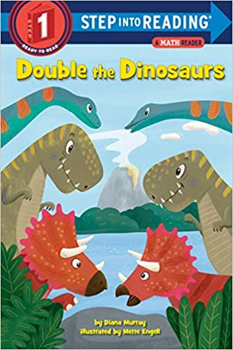 Amazon.com: Double the Dinosaurs: A Math Reader (Step into Reading ...